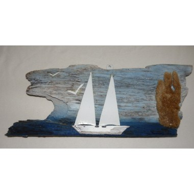 WALL  WOODEN  BOAT