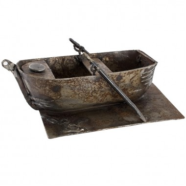 Rowboat and Base